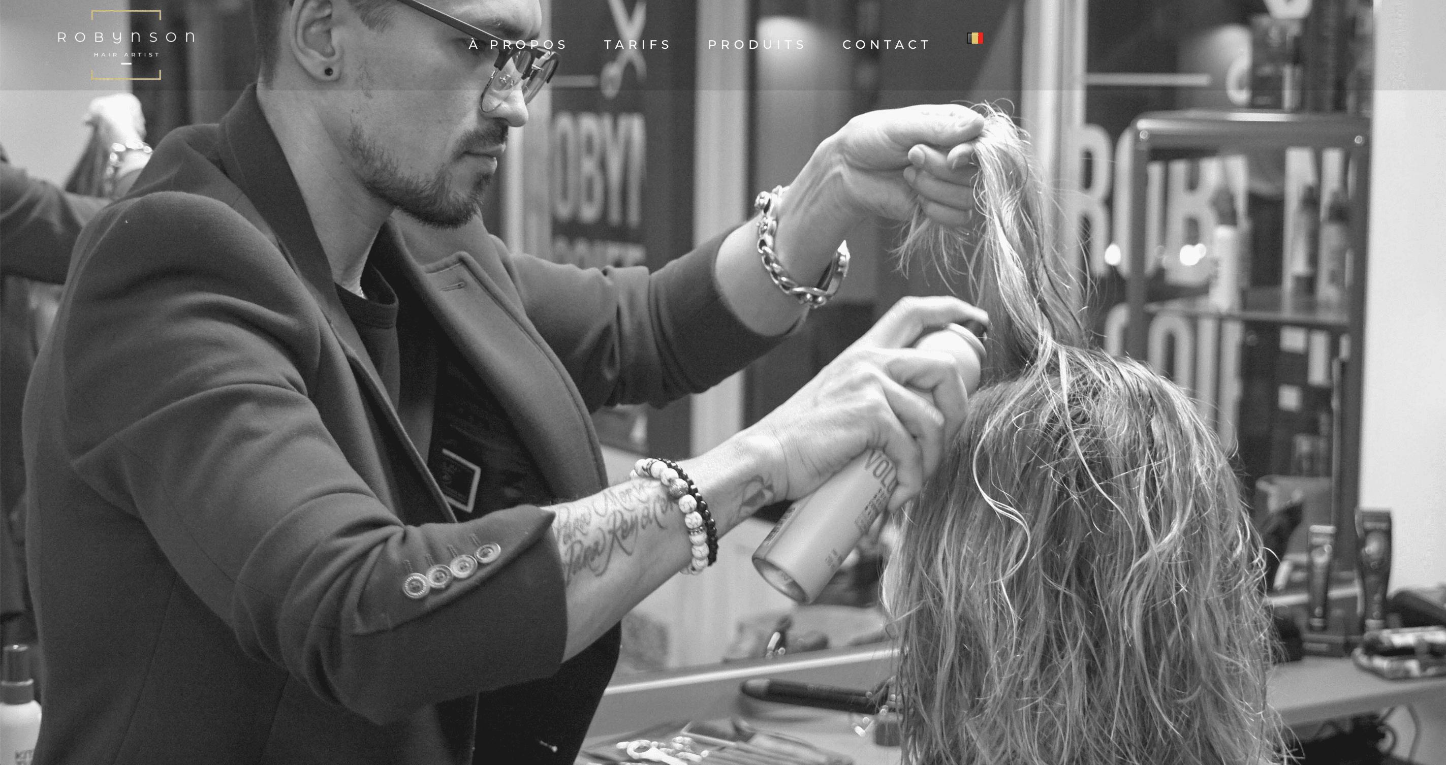 Robynson Hair Artist