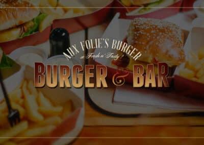 Aux folie's burger