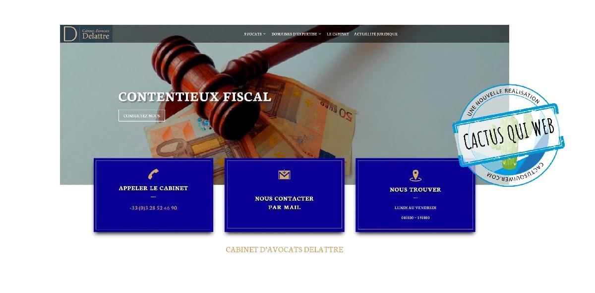 Cabinet d'avocats delattre lille