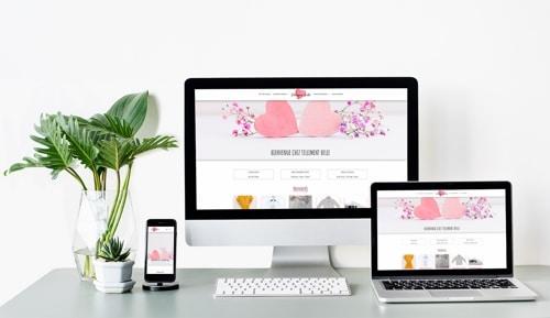 Tellement Belle – Site e-commerce