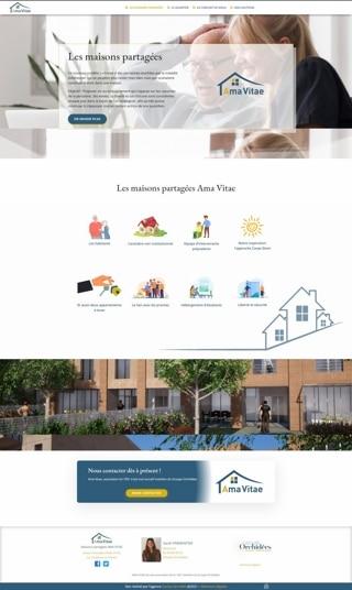 Les maisons partagees Ama Vitae amavitae fr 320x200 1